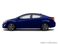 2016 Hyundai Elantra GLS | Photo 1 | Windy Sea Blue
