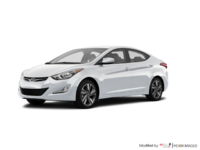 2016 Hyundai Elantra GLS | Photo 3 | Monaco White