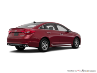 2016 Hyundai Sonata SPORT ULTIMATE | Photo 2 | Venetian Red