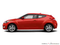 2016 Hyundai Veloster BASE | Photo 1 | Boston Red