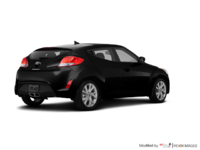 2016 Hyundai Veloster BASE | Photo 2 | Ultra Black
