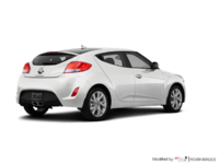2016 Hyundai Veloster BASE | Photo 2 | Century White