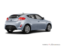2016 Hyundai Veloster BASE | Photo 2 | Ironman Silver
