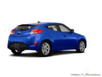2016 Hyundai Veloster BASE | Photo 2 | Pacific Blue