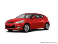 2016 Hyundai Veloster BASE | Photo 3 | Boston Red