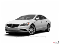2017 Buick LaCrosse BASE | Photo 3 | Summit White