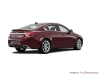 2017 Buick Regal Sportback GS | Photo 2 | Black Cherry Metallic