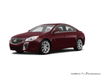 2017 Buick Regal Sportback GS | Photo 3 | Black Cherry Metallic