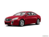 2017 Buick Regal Sportback GS | Photo 3 | Crimson Red