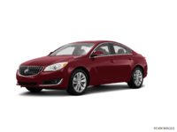2017 Buick Regal PREMIUM I | Photo 3 | Crimson Red