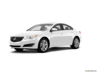 2017 Buick Regal PREMIUM I | Photo 3 | Crystal White