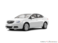 2017 Buick Verano BASE | Photo 3 | Summit White