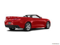 2017 Chevrolet Camaro convertible 1LT | Photo 2 | Garnet Red