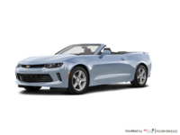 2017 Chevrolet Camaro convertible 1LT | Photo 3 | Arctic Blue Metallic