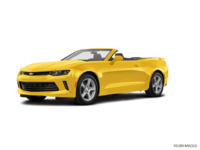 2017 Chevrolet Camaro convertible 1LT | Photo 3 | Bright Yellow