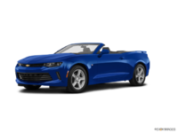 2017 Chevrolet Camaro convertible 1LT | Photo 3 | Hyper Blue Metallic