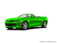 2017 Chevrolet Camaro convertible 1LT | Photo 3 | Krypton Green