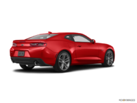 2017 Chevrolet Camaro coupe 2LT | Photo 2 | Red Hot
