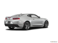 2017 Chevrolet Camaro coupe 2LT | Photo 2 | Silver Ice Metallic