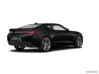 2017 Chevrolet Camaro coupe 2LT | Photo 2 | Mosaic Black Metallic