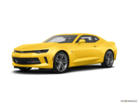 2017 Chevrolet Camaro coupe 2LT | Photo 3 | Bright Yellow