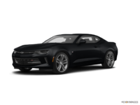 2017 Chevrolet Camaro coupe 2LT | Photo 3 | Black