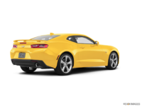 2017 Chevrolet Camaro coupe 2SS | Photo 2 | Bright Yellow