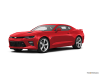 2017 Chevrolet Camaro coupe 2SS | Photo 3 | Red Hot