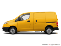 2017 Chevrolet City Express 1LS | Photo 1 | Sunglow Yellow