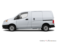 2017 Chevrolet City Express 1LS | Photo 1 | Galvanized Silver