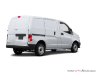 2017 Chevrolet City Express 1LS | Photo 2 | Galvanized Silver