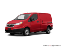 2017 Chevrolet City Express 1LS | Photo 3 | Furnace Red