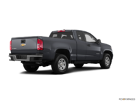 2017 Chevrolet Colorado BASE | Photo 2 | Graphite Metallic