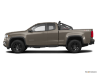 2017 Chevrolet Colorado Z71 | Photo 1 | Brownstone Metallic