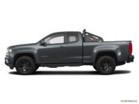 2017 Chevrolet Colorado Z71 | Photo 1 | Cyber Grey Metallic