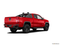 2017 Chevrolet Colorado Z71 | Photo 2 | Red Hot