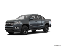 2017 Chevrolet Colorado Z71 | Photo 3 | Cyber Grey Metallic