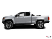 2017 Chevrolet Colorado ZR2 | Photo 1 | Silver Ice Metallic