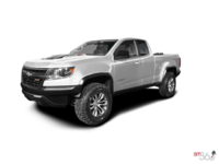 2017 Chevrolet Colorado ZR2 | Photo 3 | Summit White