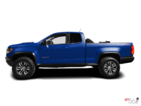2017 Chevrolet Colorado ZR2 | Photo 1 | Laser Blue Metallic