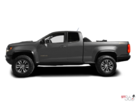 2017 Chevrolet Colorado ZR2 | Photo 1 | Graphite Metallic