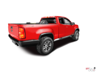 2017 Chevrolet Colorado ZR2 | Photo 2 | Red Hot