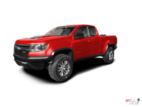 2017 Chevrolet Colorado ZR2 | Photo 3 | Red Hot