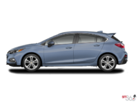 2017 Chevrolet Cruze Hatchback PREMIER | Photo 1 | Arctic Blue Metallic