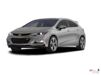 2017 Chevrolet Cruze Hatchback PREMIER | Photo 3 | Silver Ice Metallic