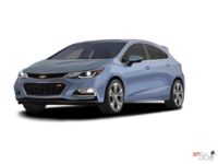 2017 Chevrolet Cruze Hatchback PREMIER | Photo 3 | Arctic Blue Metallic
