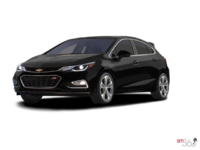 2017 Chevrolet Cruze Hatchback PREMIER | Photo 3 | Nightfall Grey Metallic