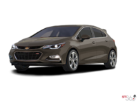 2017 Chevrolet Cruze Hatchback PREMIER | Photo 3 | Pepperdust Metallic