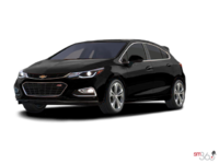 2017 Chevrolet Cruze Hatchback PREMIER | Photo 3 | Black