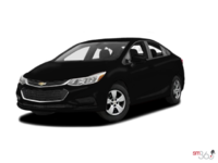2017 Chevrolet Cruze LS | Photo 3 | Mosaic Black Metallic